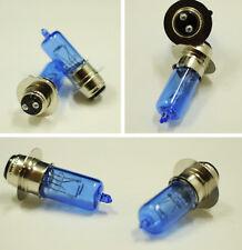 Suzuki LT-A500F Quadmaster 00-01 H6 Xenon HID Hyper Blu/Wht Headlight Bulb Bulbs