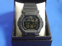 Casio G-SHOCK GD-350-1BJF Big Case Vibrator Series  From Jaapan