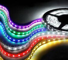 RGB  300 LED Strip 5M Band Strip mit 60 Hochleistungs LED´s pro Meter  & Outdoor