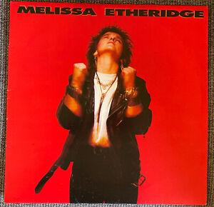 Melissa Etheridge - Original Vinyl Record