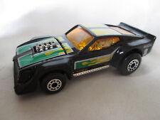 1983 Matchbox Superfast Black Imsa Ford Mustang Mach I Car (Mint)