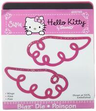 New listing Sizzix Bigz Hello Kitty Wings