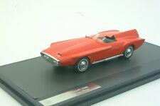 """Matrix  Plymouth XNR """"Ghia"""" 1969  n.BBR,Starter,AMR 1:43"""
