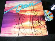 STEVEN HALPERN Dawn New Age LP 1981 CLEAN ANTI-FRANTIC Alternative Classic