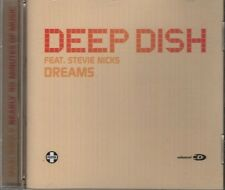 DEEP DISH feat STEVIE NICKS Dreams 5 TRACK CD NEW - NOT SEALED