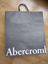 Abercrombie & Fitch Sacchetto di carta trasportare shopping A&F Borsa Regalo