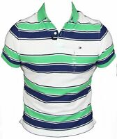New Tommy Hilfiger Mens Polo Shirt in Kelly Green Colour Size XL