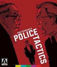 Yakuza Papers: Vol.4 - Police Tactics (Blu-ray/DVD, 2016, 2-Disc Set)