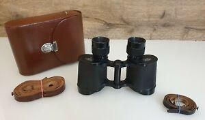 Fernglas Carl Zeiss Jena 8x30 DELTRENTIS 1Q Binoculars NEUZUSTAND !! Year 1951