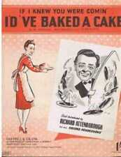Sheet Music: Hoffman, Merrill etc; If I Knew You Were Comin' I'd've Baked a Cake
