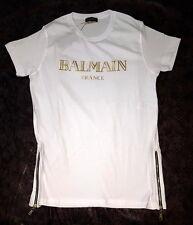 Brand New BALMAIN Mens -T-Shirts SIZE - S