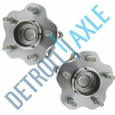 New Set (2) Rear Driver / Passenger Wheel Hubs and Bearings for Murano AWD w/ABS