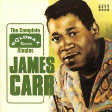 James Carr - The Complete Goldwax Singles (CDKEND 202)