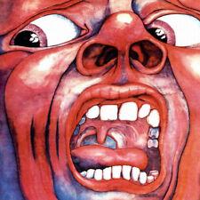 Parche imprimido, Iron on patch, Back patch, Espaldera - King Crimson, A