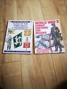 Ww2 german militaria books