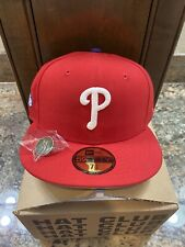 Hat Club Exclusive New Era Philadelphia Phillies Glow In The Dark Gitd 7 1/4