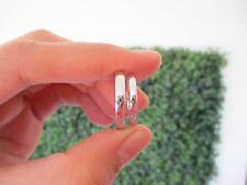 White Gold Wedding Ring 14k WR99 sep (MTO)
