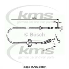 New Genuine BOSCH Handbrake Parking Brake Cable 1 987 482 284 Top German Quality