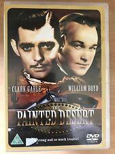 Clark Gable William Boyd PAINTED DESERT ~ 1931 Western Classic | UK DVD