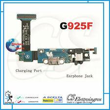 Connettore Ricarica FLEX SAMSUNG Galaxy S6 Edge SM-G925F G925 DOCK USB MICROFONO