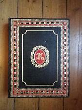 Oeuvres completes Moliere( Famot 1975) TBE papier bouffant de luxe argan