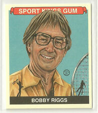 Bobby Riggs 2013 SportKings Series F - Mini Parallel SP #292 - TENNIS