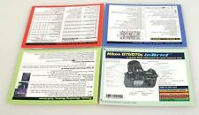 NIKON D70/D70s QUICK REFERENCE GUIDE