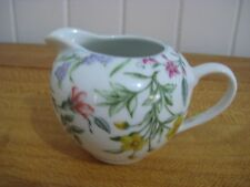 COLLECTABLE  CHURCHILL CHINA SPRING FLORAL MILK JUG MADE IN CHINA