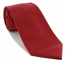 Michelsons UK - Plain Polyester Ties