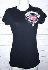 My U Woman Tshirt University of Arkansas Black Size S