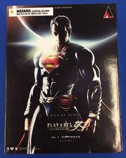SQUARE ENIX PLAY ARTS KAI VARIANT DC COMICS SUPERMAN  ACTION FIGURE NEW