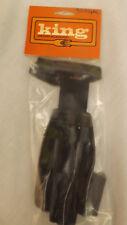 PSE KING Trebark Camo & Leather 3 Finger Shooting Glove sz X-Large NEW