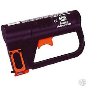 ARIS Professional Wallpaper Cutter Electric Scissors *NEW* inc Blade