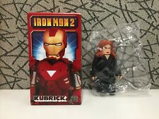 "Medicom Marvel Iron Man 2 Kubrick ""Black Widow"""