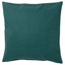 Funda de cojín verdes para el hogar, 50 cm x 50 cm