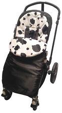 Animal Print Saco de paseo / Saco de paseo compatible con coche Vaca