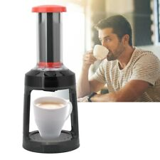Manual Coffee Maker Brewer Capsule Portable Travel Camping Espresso Make Machine