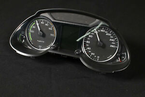 Audi Q5 8R Hybrid Instrument Cluster Hybrid 8R0920930L
