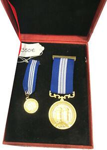 Original, memorable medals of St. John Knights from Rhodes - Gr