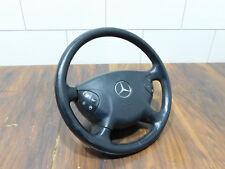 Mercedes W211 Classe E Volant en Cuir Volant Noir A2114600203