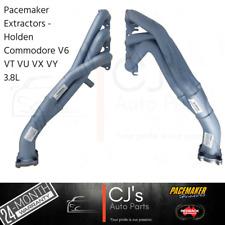 Pacemaker Extractors Holden Commodore VT VX VU VY 3.8L V6 Ecotec Exhaust