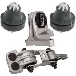 BAPMIC Engine Mount Kit for Volvo S60 S80 V70 XC70 XC90 275 30778951 30680750