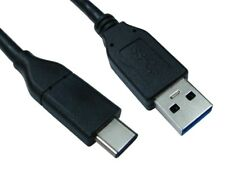 Cables Direct (1 M) USB 3.1 Type-C Male to Type A Male Cable