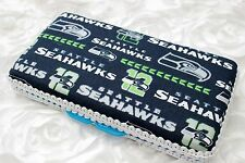 Seattle Seahawks Travel Baby Wipes Case