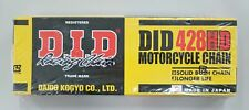 DID 428HD Motorcycle Chain (#121100)