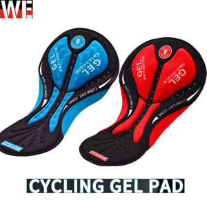 5D Gel Pad for Cycling Underwear Bike Riding Racing Replaceable Pad Shockproof