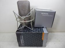 Neumann TLM 49 Studio Cardioid Condenser Microphone Hardly Used Mint Look !