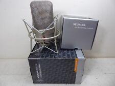 Neumann TLM 49 Studio Cardioid Kondensator Mikrofon kaum gebraucht neuwertig ansehen!