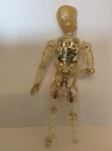 1970s Denys Fisher Cyborg Complete with Weapons