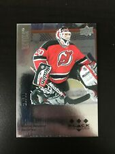 2019-20 Upper Deck Black Diamond Martin Brodeur /99